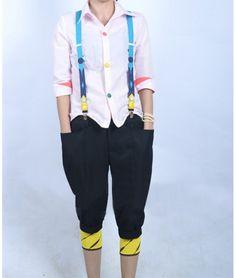 Tokyo Ghoul Juuzou Suzuya Cosplay Costume$49.99 - Anime Cosplay