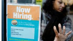 Employers stepped up hiring in 6 US states last month