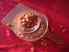Almonds Nutrition -- Benefits of Soaked and Sprouted Almonds