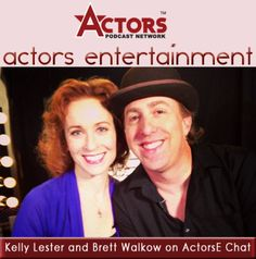 Kelly Lester and Brett Walkow chat about acting, EasyLunchboxes, branding, and family on ActorsE chat. A Pepper Jay Production Acting Workshops, Acting Tips, Show And Tell, Jay, Pepper, Branding, Entertaining, Actors, Live