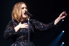 Adele opens her world tour at Belfast