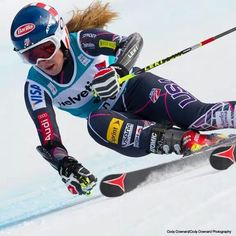 18-year-old Mikaela Shiffrin wins gold in the women's slalom!