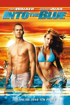 Paul Walker and Jessica Alba film Into the Blue..shows how beautiful the Caribbean waters are..some are even more turquoise..been to many islands..world is beautiful..-Mari
