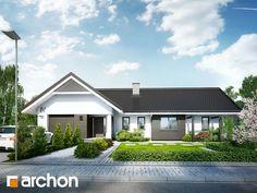 Dom w bonsai Subwoofer Box Design, My House Plans, Scandinavian Home, Home Fashion, Exterior Design, Shed, Farmhouse, Outdoor Structures, House Design