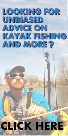 Unbiased reviews. True talk about kayak fishing.The TRUTH!