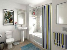 Designer Shower Curtains For Your #Bathroom   #Modern #Shower #Curtains #Home #Decoration