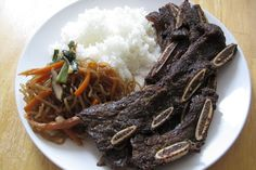 Korean BBQ Beef Short Ribs from Cooking with Alison