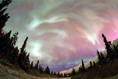 Northern Lights in Anchorage