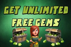 Get clash of clans free gems hack no survey no download for android and ...