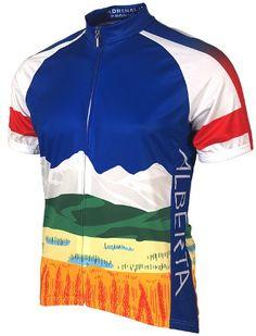 70b23cf70 Adrenaline Promotions Canadian Provinces Alberta Cycling Jersey Road Bike  Jerseys