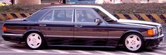 """The W126 SEL """"Longbody"""" History & Picture Thread - Page 4 - Mercedes-Benz Forum"""