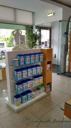 Farmácia Senhora do Vale - Gôndola