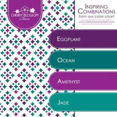 Inspiring Color Combinations February S Birthstone Amethyst Charming Printables