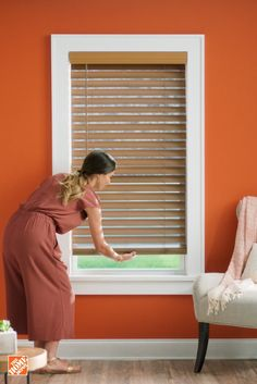 With a variety of cordless window treatments, you're sure to find an efficient and stylish design that suits your space. From faux wood blinds… Cellular Shades, Modern Windows, High Windows, Faux Wood Blinds, Interior Windows, Modern Cottage, Window Coverings, Home Remodeling, Home Decor
