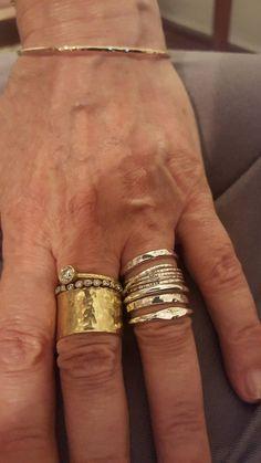 Jewelry Gifts, Silver Jewelry, Jewelry Accessories, Fine Jewelry, Jewelry Design, Jewelry Ideas, Pandora Jewelry, Leather Jewelry, Leather Ring