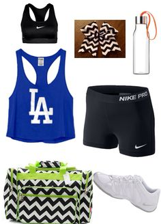 #2 a cheer outfit that is my cheer gyms signature thing.:)