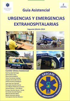 Guía Asistencial Urgencias y Emergencias Extrahospitalarias, año 2014. Gerencia de Urgencias, Emergencias y Transporte Sanitario de Castila La Mancha