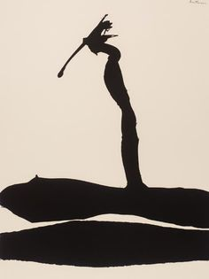 Robert Motherwell - Expresionismo Abstracto