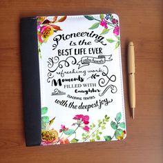 Pioneering Notebook Portfolio