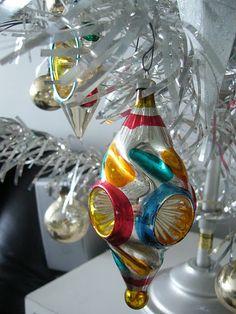 Xmas ornaments - karácsonyi díszek
