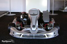 SLR Mercedes Renntech Go Kart w/ AIXRO XR50 rotary engine. FAST! My dream Go Kart. Video: http://youtu.be/ss_jytPZgKo