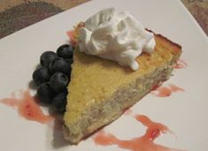 Dutch Over Coconut Custard Pie