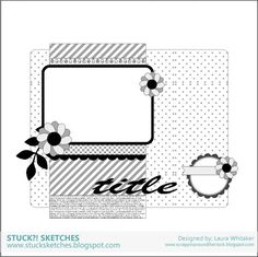 Stuck?!: November 15th Sketch challenge and GDT call