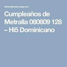 Cumpleaños de Metralla 080809 128 – Hi5 Dominicano