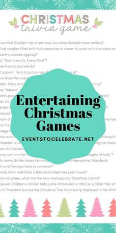 This Christmas season try these 5 entertaining Christmas games that everyone will enjoy! Good for groups of any age and size. Christmas Drawing, Christmas Fairy, Merry Little Christmas, All Things Christmas, Kids Party Games, Games For Kids, Christmas Trivia Games, Happy Home Fairy, Balloon Games