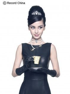 アンジェラベイビーがヘプバーンに変身!出資のカフェチェーンが中国進出へ―香港 - ライブドアニュース
