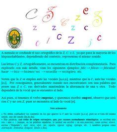 A menudo se confunde el uso ortográfico de la Z, X o S, ya que para la mayoría de los hispanohablantes, dependiendo del contexto, representan el mismo sonido.
