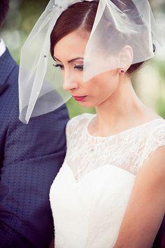 Wedding Veils : Short Style Veil For An Orthodox Romanian Wedding. Photography by www. Wedding Trends, Wedding Blog, Romanian Wedding, Wedding Veils, Wedding Crowns, Orthodox Wedding, Dresses Uk, Wedding Makeup, Bridal Style