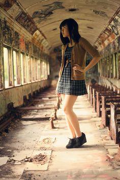 New Blog Post | Exploring an Abandoned Train Car