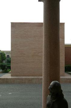 Cappella Cimiteriale Paladini, Noceto (2004) | Paolo Zermani  : Zermani Associati Studio di Architettura | Photo © Mauro Davoli