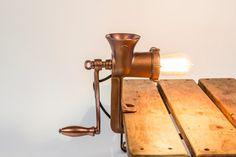 INDUSTRIËLE GEHAKTMOLEN LAMP. $99.00 - NV