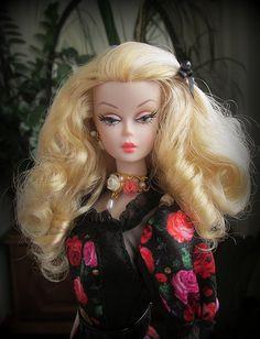 silkstone Fiorella Barbie Doll | Flickr - Photo Sharing!
