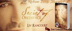 Release Blitz & Giveaway:: The Secret of Obedience by Liv Rancourt