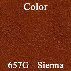 "Sienna (from Italian: terra di Siena, ""Siena earth"") is an earth pigment containing iron oxide and manganese oxide.  Along with ochre and umber, it was one of the first pigments to be used by humans, and is found in many cave paintings. Since the Renaissance, it has been one of the brown pigments most widely used by artists."