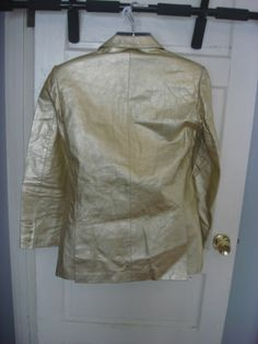 RARE Spice Girls Mel B Jimmy Dsquared2 Gold Wedding Suit Made in Italy | eBay