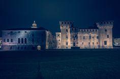 Mantua by night - Mantova - Castel San Giorgio
