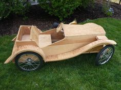 Wooden Go Kart, Wooden Car, Soap Box Cars, Homemade Go Kart, Diy Go Kart, Making Wooden Toys, Wooden Playset, Go Car, Karting
