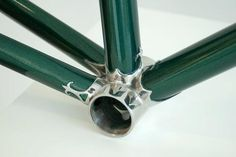 chrome lugs track frame london