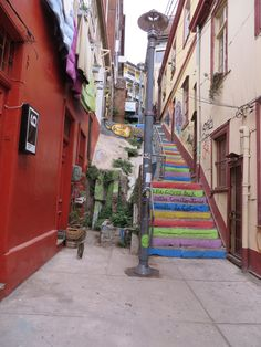 Sky of stars Street Art, Mexico, Around The Worlds, Places, Beautiful, Stairs, Heart, Travel, Gardens