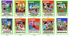 Bulletins for Monthly Motto (June - March) credits to owner No more adfly links for easy access. You don& to need to wai. Classroom Rules Poster, Classroom Bulletin Boards, Classroom Themes, School Wall Decoration, Tagalog Words, Elementary Bulletin Boards, School Border, Pop Ads, School Frame