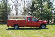 2007 Ford F-350 Extended Cab Utility Truck