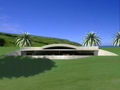 Earth sheltered house is the most ecologically sustainable approach to domestic and small scale Earth Sheltered Building in Australia. Call Baldwin O'Bryan