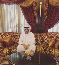 Khalifa bin Saeed bin Maktoum Al Maktoum, 07/2016. Vía: mozasm