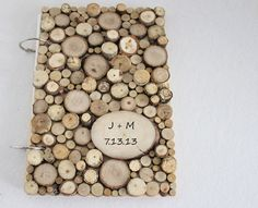 Rustic Wedding Guest Book Etsy Rustic wedding guest book etsy