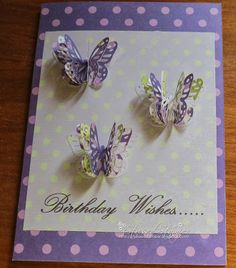 Sarah - Stressed Stamper: Birthday Wishes