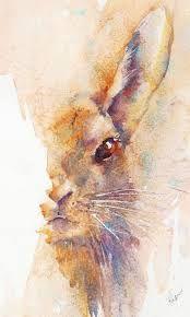 Картинки по запросу живопись дикие животные